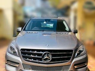 2014 Mercedes-Benz M-Class ML 250 CDI