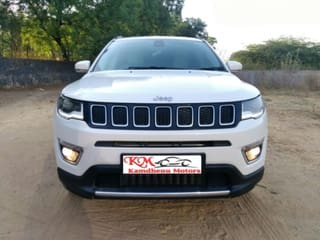 2017 Jeep Compass 2.0 Limited 4X4