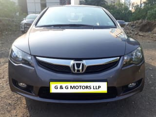 2012 Honda Civic 1.8 V MT