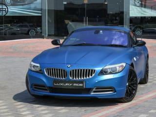 2012 BMW Z4 35i