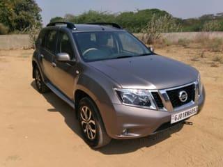 2016 Nissan Terrano XL Plus 85 PS