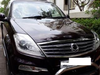 2012 Mahindra Ssangyong Rexton RX5