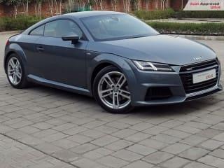 2015 Audi TT 45 TFSI