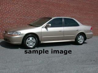 2002 Honda Accord 2.3 VTI MT