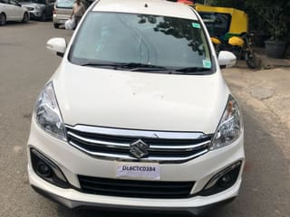 2018 Maruti Ertiga VXI Limited Edition