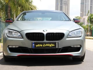 2011 BMW 6 Series 2008-2011 640d Coupe