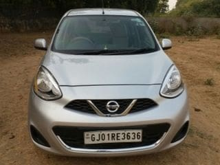2013 Nissan Micra XV CVT