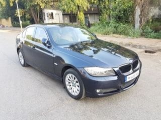 2009 BMW 3 Series 320i Sedan