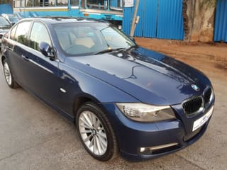 Used BMW Series In Mumbai Second Hand Cars For Sale With - Blue bmw 3 series