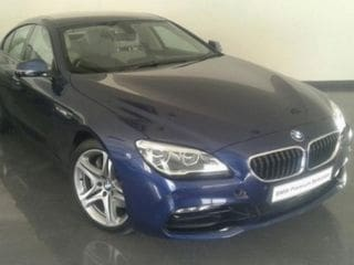 2015 BMW 6 Series 640d Gran Coupe