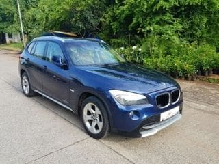 2011 BMW X1 2010-2012 sDrive20d