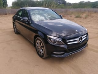 2015 Mercedes-Benz New C-Class 220 CDI AT