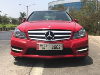 2014 Mercedes-Benz C-Class C 220 CDI Grand Edition