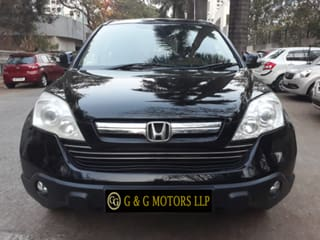 2008 Honda CR-V AT With Sun Roof