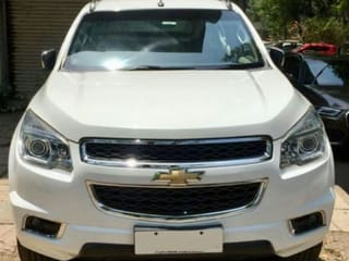 2015 Chevrolet Trailblazer LTZ 4X2 AT