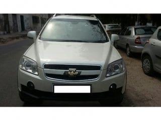 2011 Chevrolet Captiva LTZ VCDi