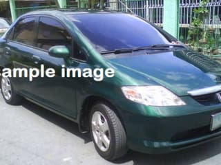 2006 Honda City 1.5 E MT
