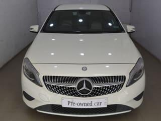 2013 Mercedes-Benz A Class 2013-2015 A180 CDI
