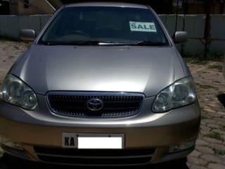 2005 Toyota Corolla Executive (HE)