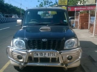 2006 Mahindra Scorpio DX 2.6 Turbo 7 Str