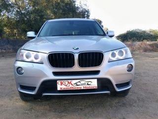 2013 BMW X3 2011-2013 xDrive20d