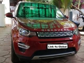 2015 Land Rover Discovery Sport SD4 HSE Luxury