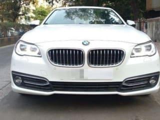 2013 BMW 5 Series 2013-2017 520d Luxury Line