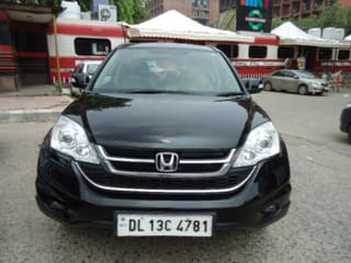 2012 Honda CR-V 2.4L 4WD AT