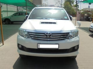 2014 Toyota Fortuner 4x2 4 Speed AT