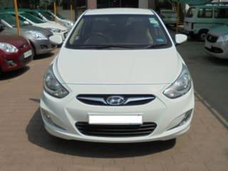 2013 Hyundai Verna CRDi 1.6 AT SX Plus