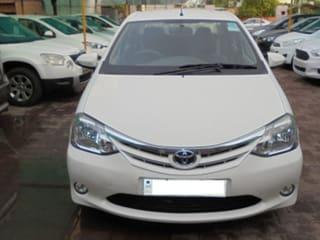 2014 Toyota Etios VD