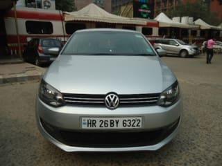 2013 Volkswagen Polo 1.0 MPI Highline