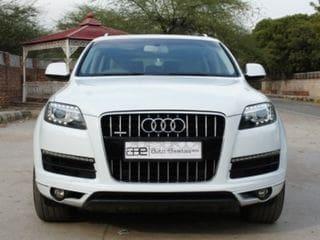 2012 Audi Q7 3.0 TDI Quattro Premium Plus