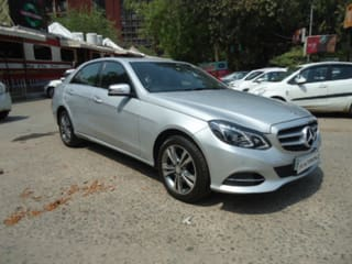 2014 Mercedes-Benz E-Class E250 CDI Launch Edition