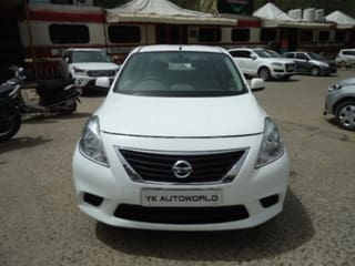 2015 Nissan Sunny 2011-2014 XL AT Special Edition