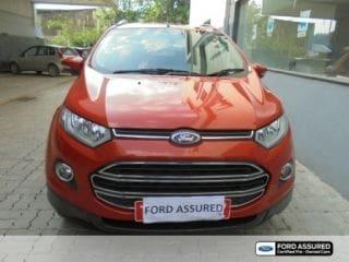 2016 Ford EcoSport 1.5 Ti VCT MT Titanium BE
