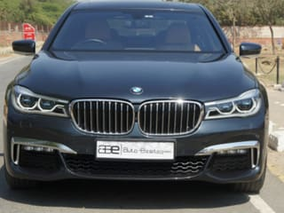 2016 BMW 7 Series 730Ld M Sport