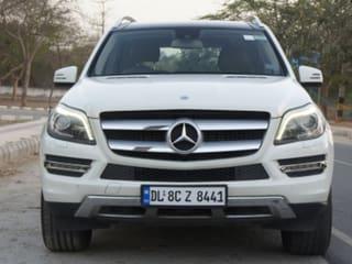2011 Mercedes-Benz GL-Class 350 CDI Blue Efficiency