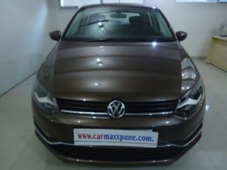 2017 Volkswagen Polo ALLSTAR 1.2 MPI