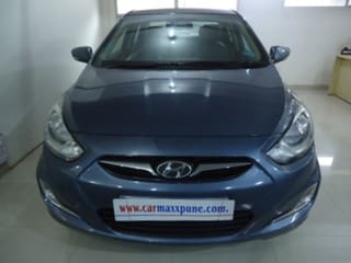 2014 Hyundai Verna 1.6 SX VTVT AT