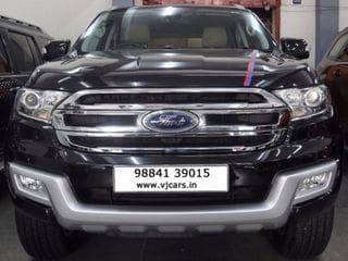 2015 Ford Endeavour 2.2 Trend AT 4X2