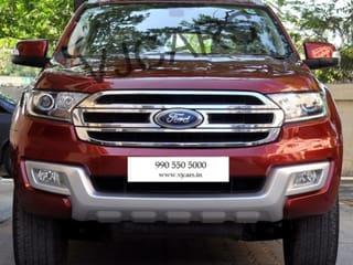 2016 Ford Endeavour 2.2 Trend MT 4X2
