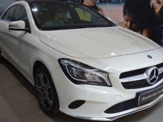 2017 Mercedes-Benz CLA 200 CGI Sport