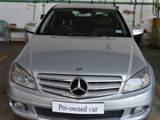 2009 Mercedes-Benz New C-Class 200 K AT