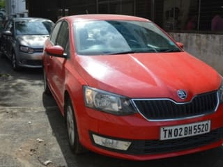 2017 Skoda Rapid 1.6 MPI AT Ambition
