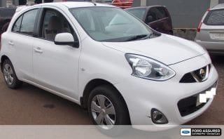 2013 Nissan Micra XL Optional