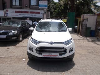 2016 Ford EcoSport 1.5 Ti VCT AT Titanium