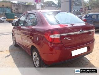 2015 Ford Aspire 1.2 Ti-VCT Titanium Plus