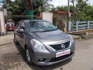 2012 Nissan Sunny 2011-2014 XV