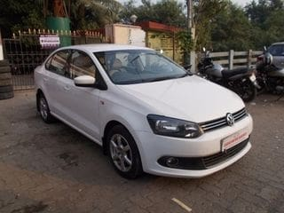 2012 Volkswagen Vento Petrol Highline AT